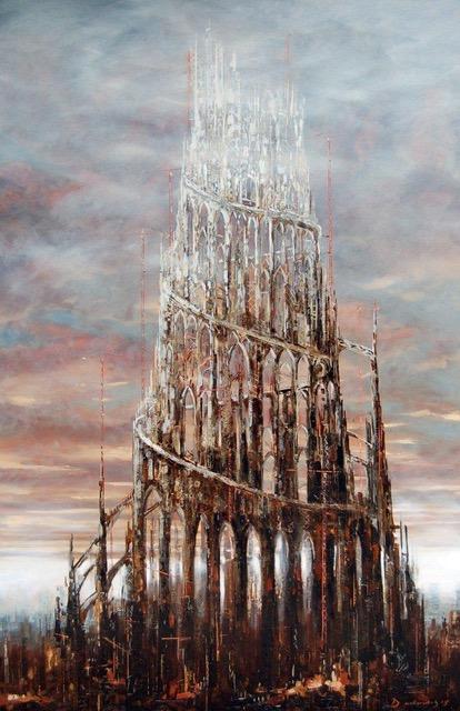 Peinture Babel