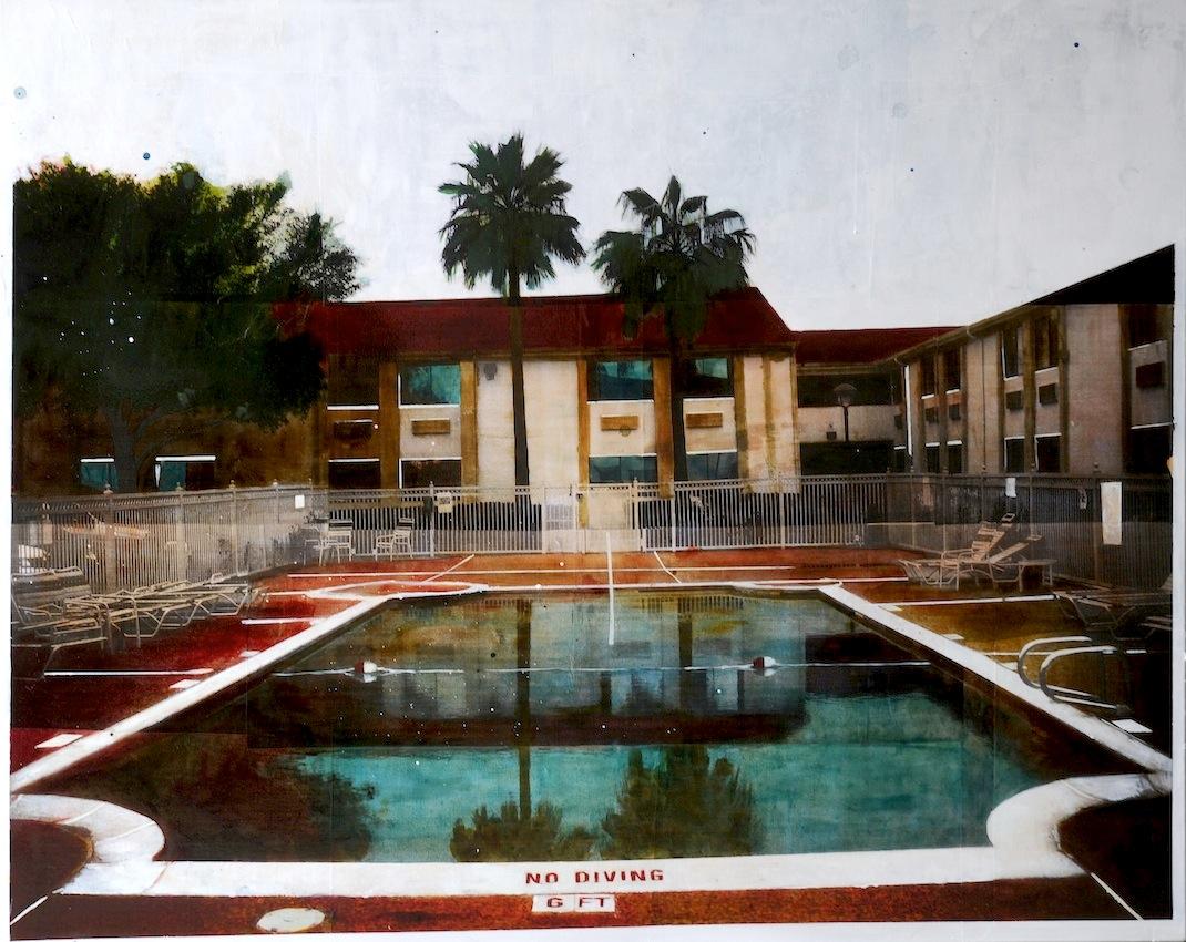 Olukman The Pool