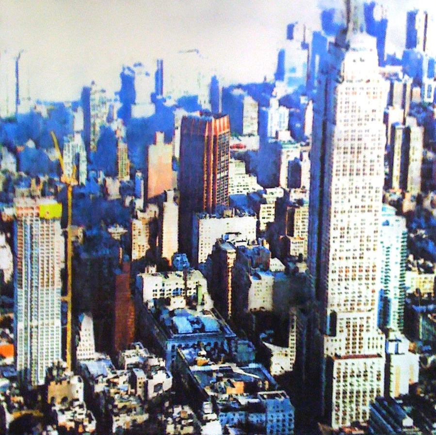 Peintographie New York