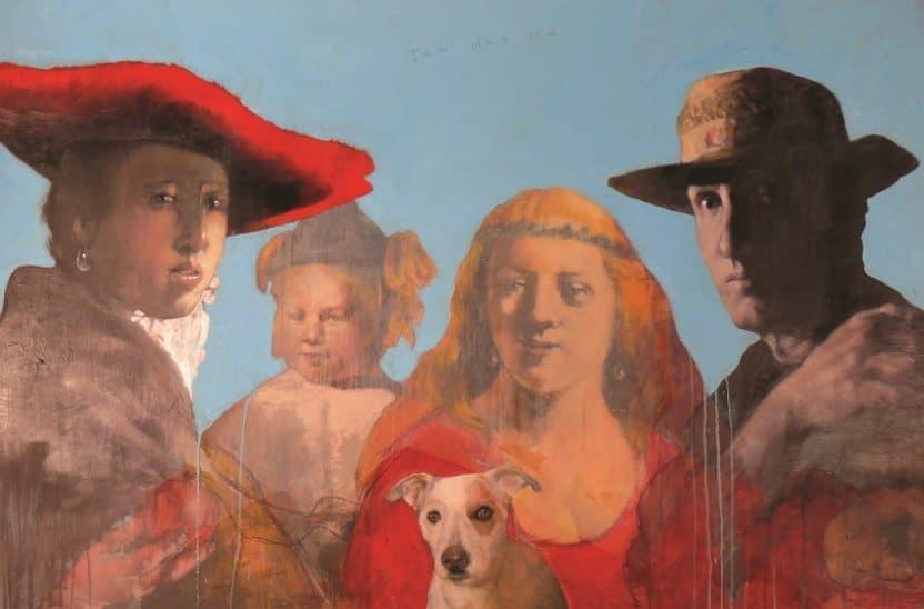 Kurt Mair peinture