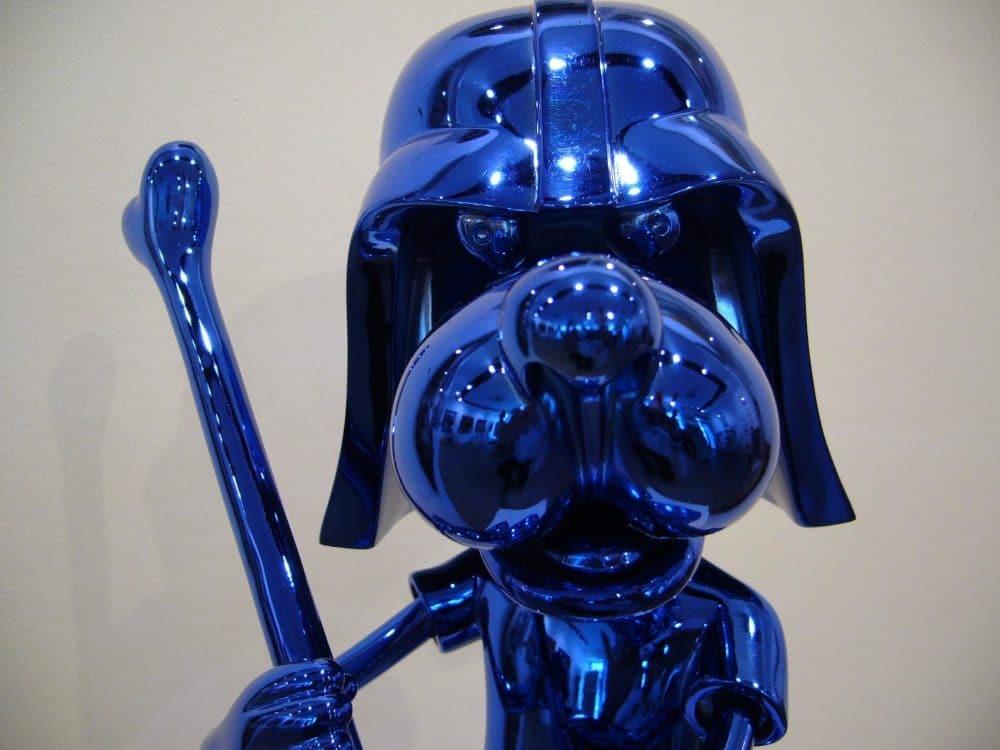 Dog Vador Bleu