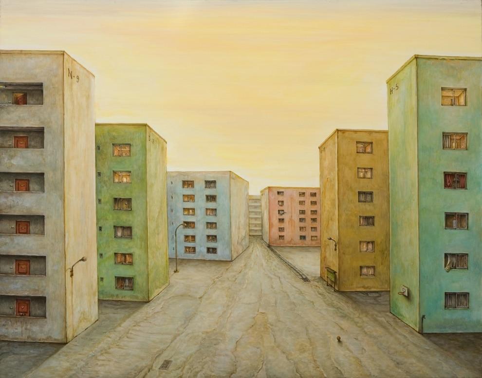 Mitsuo Shiraishi - Peinture