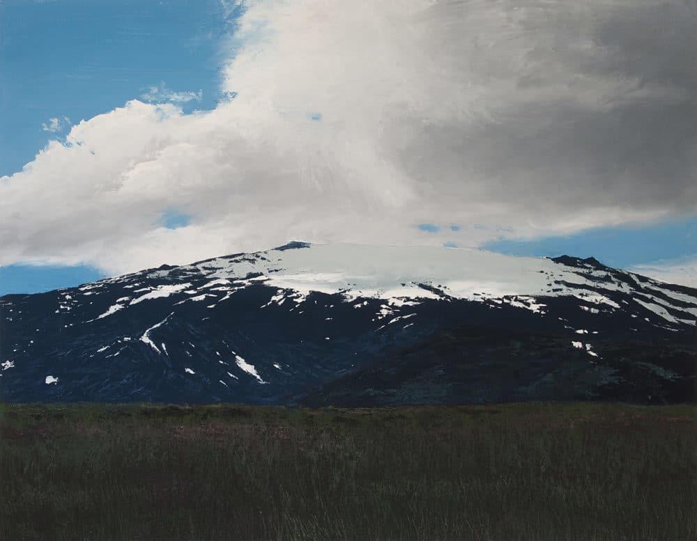 peinture sur toile Benoit Trimborn